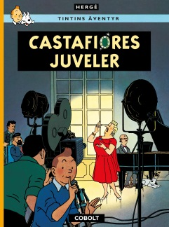 Tintins äventyr 21: Castafiores juveler