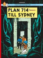 Tintins äventyr 22: Plan 714 till Sydney