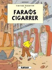 Tintins äventyr 04: Faraos cigarrer
