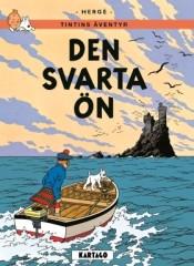 Tintins äventyr 07: Den svarta ön