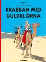 Tintins äventyr 09: Krabban med guldklorna