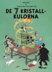 Tintins äventyr 13: De sju kristallkulorna