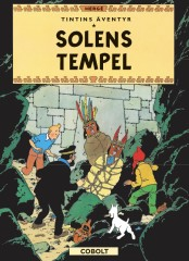 Tintins äventyr 14: Solens tempel