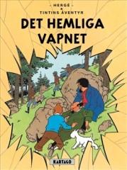 Tintins äventyr 18: Det hemliga vapnet