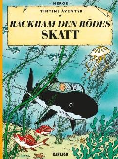 Tintins äventyr 12: Rackham den rödes skatt
