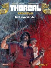 Thorgal 8: Mot nya världar