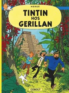 Tintins äventyr 23: Tintin hos gerillan