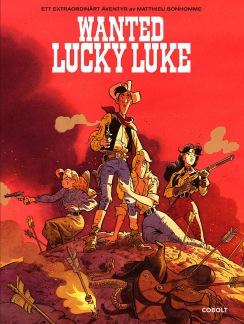 WANTED Lucky Luke