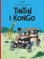 Tintins äventyr 02: Tintin i Kongo