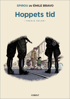 Spirou: Hoppets tid, del 3