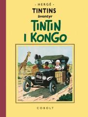 Tintin i Kongo (retro)