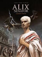 Alix Senator 1: Blodets örnar
