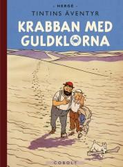 Krabban med guldklorna, jubileumsutgåvan