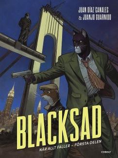 Blacksad: När allt faller, första delen