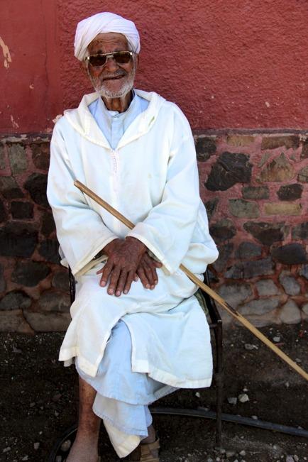 Med Marockoresan får du möta människorna i Atlasbergen, berberna.