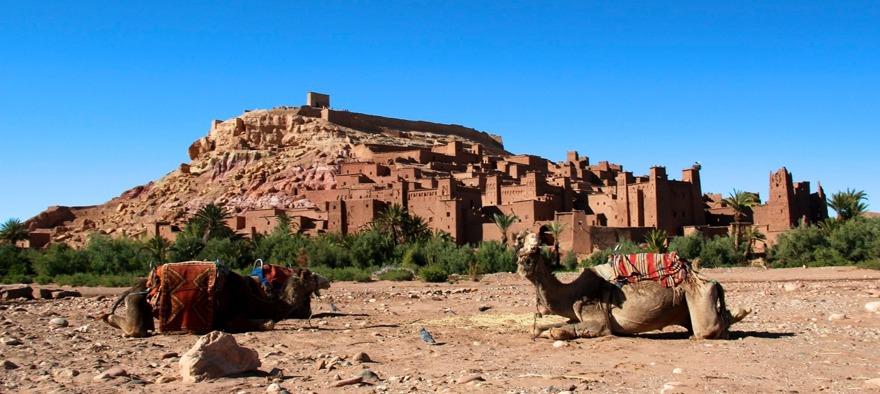 Ait Ben Haddou, Unescoskyddad Hollywoodfavorit där det har spelats in mängder av storfilmer är värt ett besök med Marockoresan.se.