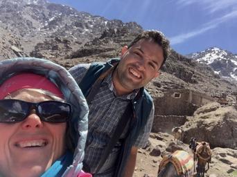Marockoresans Khalid är en riktig GUIDE, som ser till att vi får möta människor, istället för att gå in i butiker och håva in kommission. Se Marocko på riktigt!
