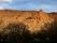 bergformation i Dadesdalen, Atlasbergen