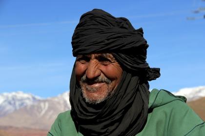 Marockos ursprungsbefolkning berberna kallar sig för amazigh.
