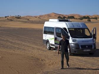 Marockoresan fixar transporter till alla orter i Marocko