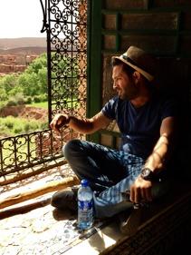Vår marockanske partner Khalid Lamlih är älskad av våra resenärer.