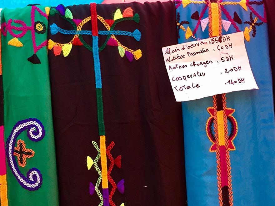 Arbetskostnaden i  hantverket är bara en liten del av kostnaden. Passa på att fynda av Marockos guld under din resa. marockoresan.se