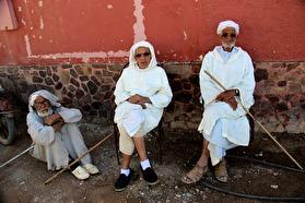 Minst en tredjedel av Marockos befolkning är berber, amazigh.  marockoresan.se