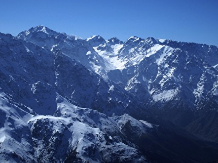 Alla med god kondition kan bestiga Toubkal, Atlasbergens topp.