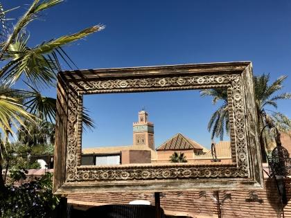Marlene Pauly bor i Marrakech och tipsar om var du shoppar vad och lotsar dig genom gränderna till sina bästa gömställen.