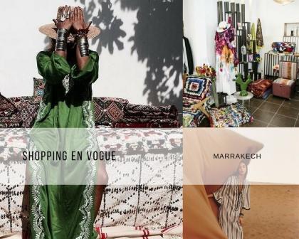 Marlene agerar ofta personal shopper och vet var du hittar vad.