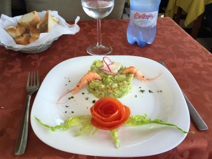 Vi provar på det smakfulla marockanska köket på utvalda krogar.