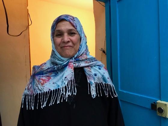 Fatima med dotter lotsar dig genom hela Hammamproceduren. Du blir ren o len!