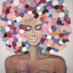 Soul sister, 100x80 cm