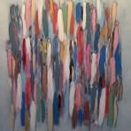 Free spirits, 120x100 cm