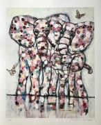 Fine Art print, Elefant