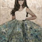 Libertad, akryl, 100 x 120 cm
