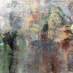 Souls,  akryl, 120 x 100 cm