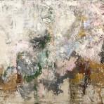 Längtan, akryl, 116 x 89 cm