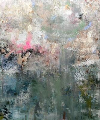"""Lust"" akryl 100 x 120 cm 16 900 kr"