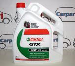 Motorolja Castrol GTX 10W-40 A3/B4 5 Liter