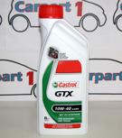Motorolja Castrol GTX 10W-40 A3/B4 1 Liter