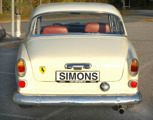 Sportsystem Volvo Amazon 67-70