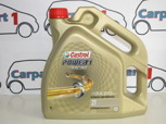 Castrol 2-takts-Olja/MC-Karting/Power 1 Racing 2T (delsyntet) - 4 liter