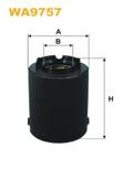 Luftfilter WIX 2.0FSi / 1.6 MPi / 1.2 TSi