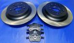 Bromsskivor med belägg - Volvo S60/S80/V70/XC70  BAK (288 mm) - OSLAGBART pris !