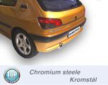 Sportavgassystem PEUGEOT 306 2.0 XSi/XS/GTi/Rallye
