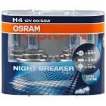 H4 lampa OSRAM 12V 60/55W NIGHT BREAKER 2-Pack