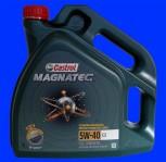 Motorolja Castrol Magnatec 5W-40 C3/ 4 liter