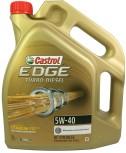 Motorolja Castrol EDGE Turbo Diesel 5W-40 FST Titanium/ 5 liter