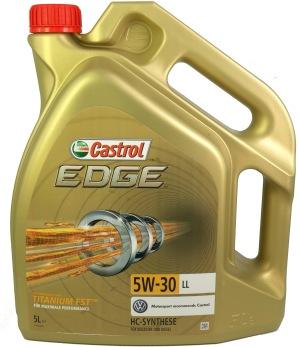 Motorolja Castrol EDGE Titanium FST 5W-30 LL